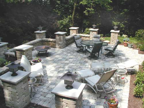 The First Step In Designing A Patio Is An Overview With The Customer To  Establish What The Use Is Going To Be. Secondly, Identifying Where It  Should Be And ...