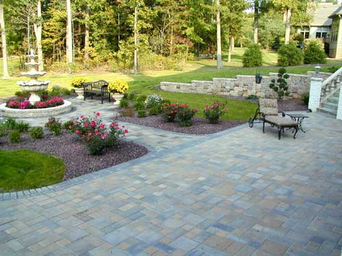 anfarnay: Paving Stone Designs For Gardening Area | Gardening and ...